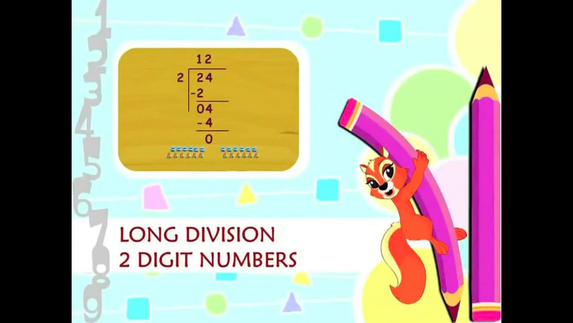 Cool Math – Long Division of 2 Digit Numbers