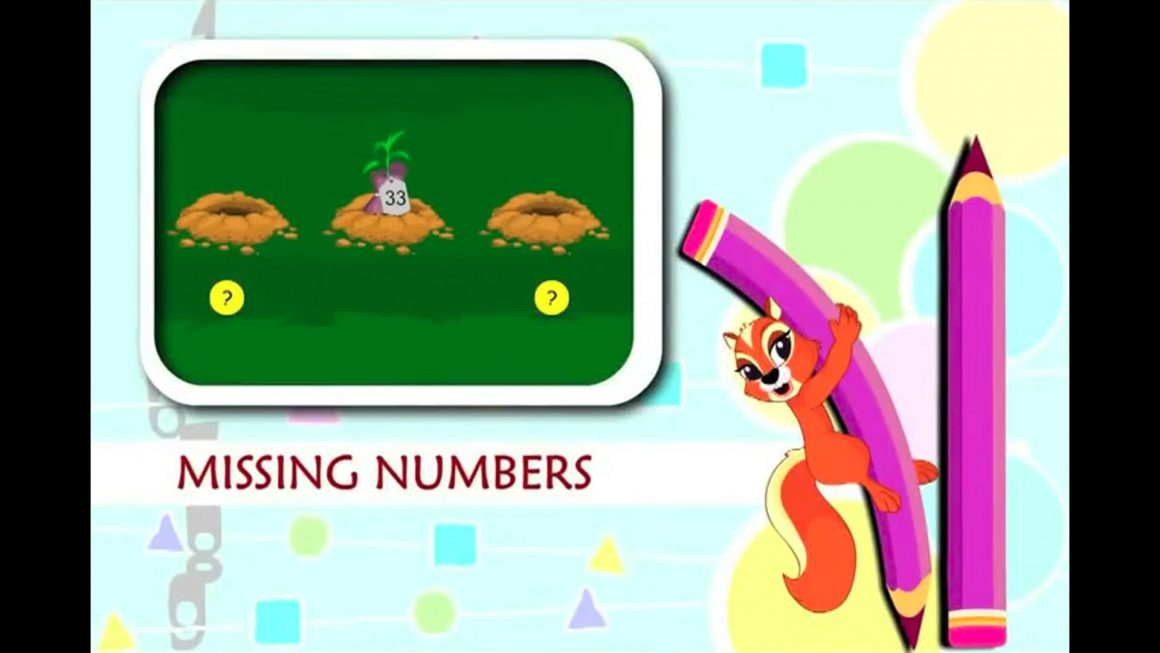 Cool Math – Missing Numbers 1