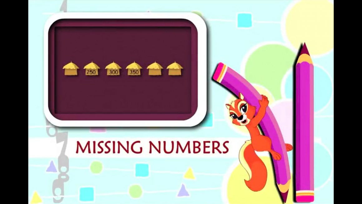 Cool Math – Missing Numbers 3