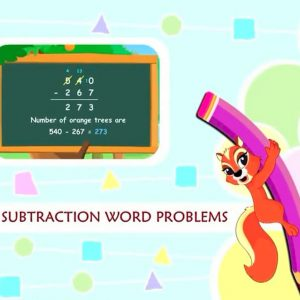 Cool Math – Subtraction word problems