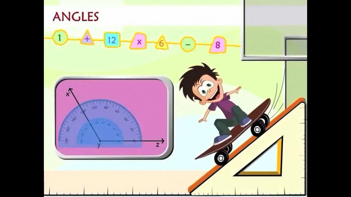 Math for kids – Angles