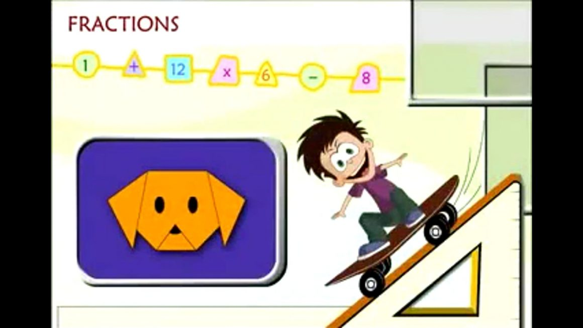 Math for kids – Fraction and its uses