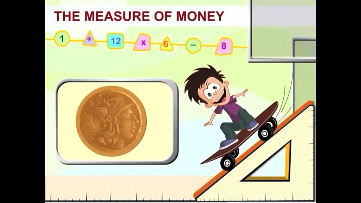 Math for kids – Measure of Money