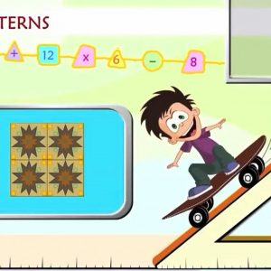 Math for kids – Patterns in Numbers and Shapes