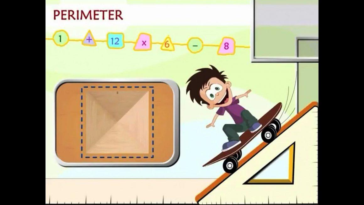 Math for kids – Perimeter