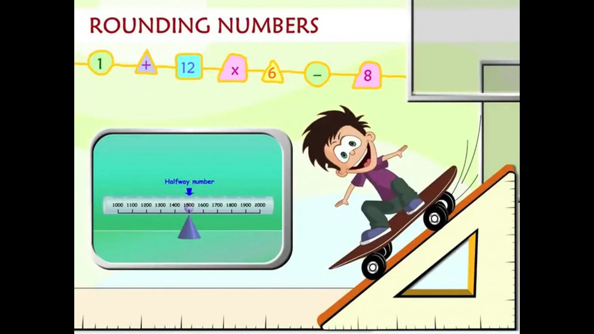 Math for kids – Rounding Numbers