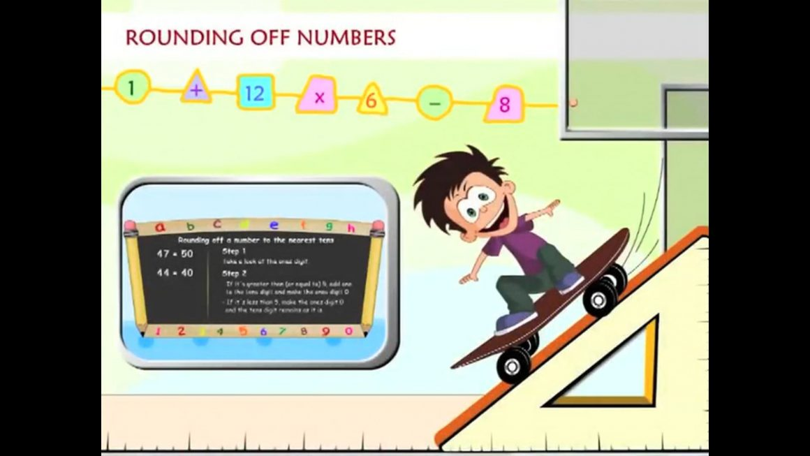 Math for kids – Rounding off Numbers
