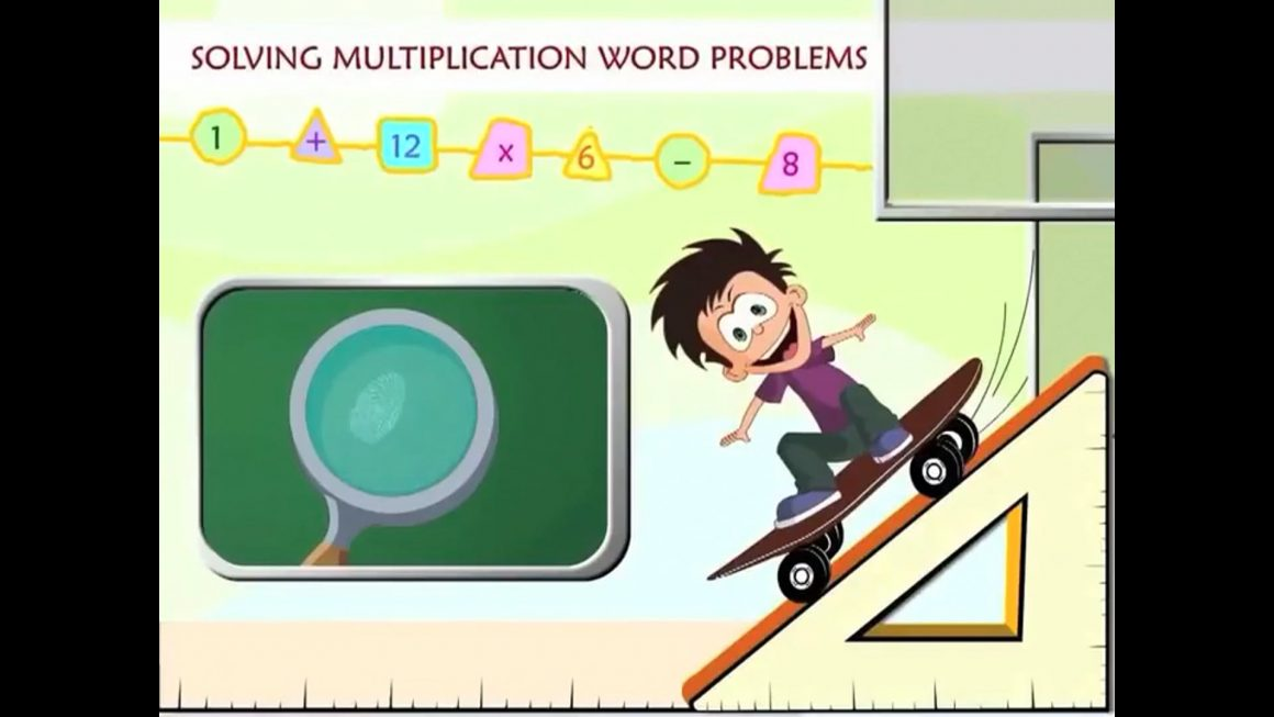 Math for kids – Solving Multiplication Word Problems