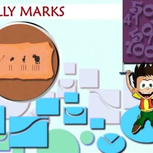 Math for kids – Tally Marks
