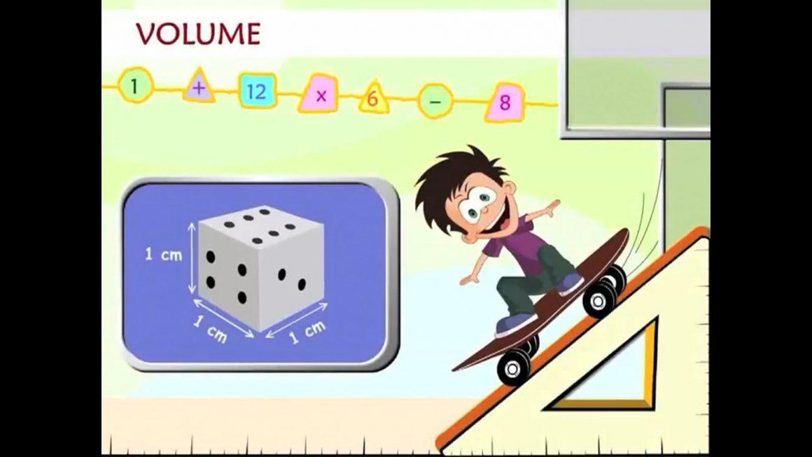Math for kids – Volume