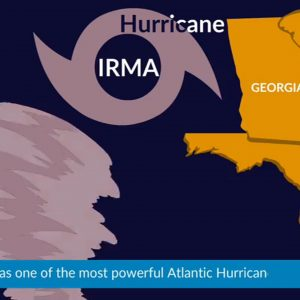 What is a hurricane and where does it form 1
