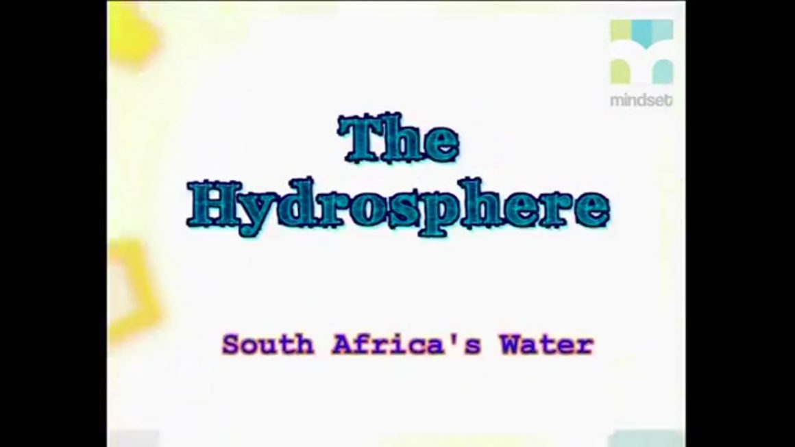 120 South Africa's Water
