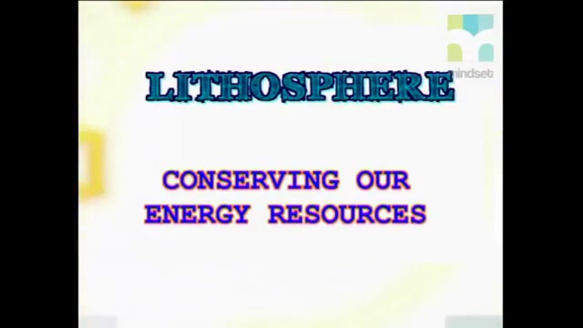 106 Conserving Our Energy Resources