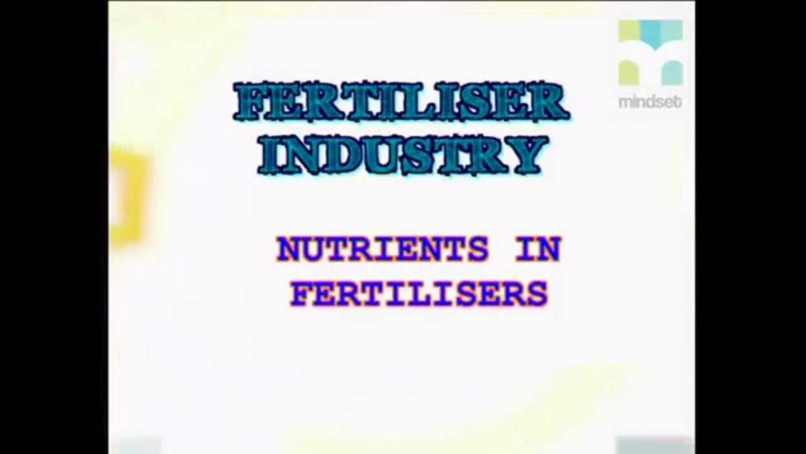 76 Processes in the Fertiliser Industry