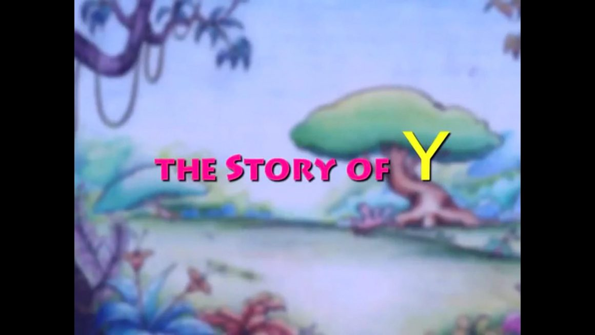 Story Of Letter Y for Nursery Kids.mp4