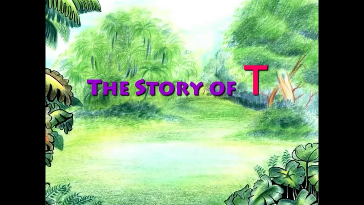 Story Of Letter T for Nursery Kids.mp4