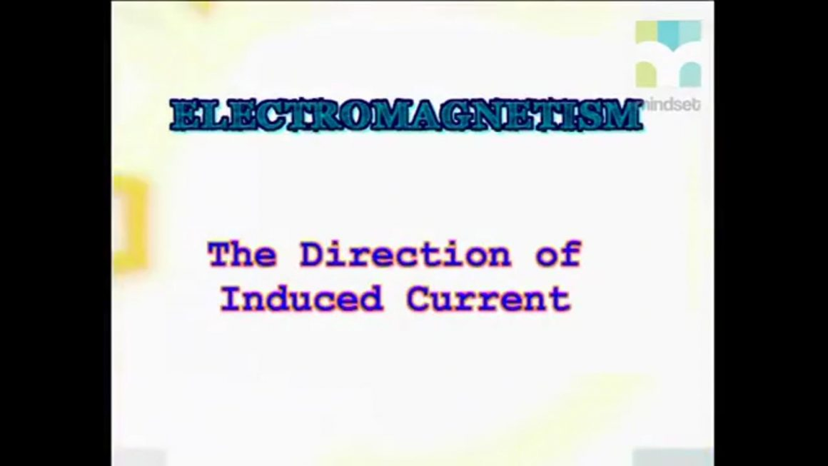 73 The Direction of the Induced Current