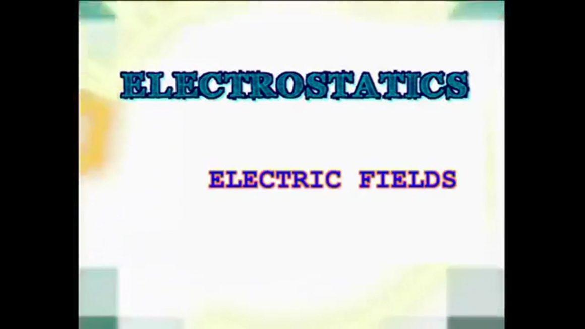 67 Electric Fields