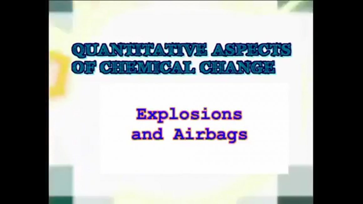 62 Explosions and Airbags