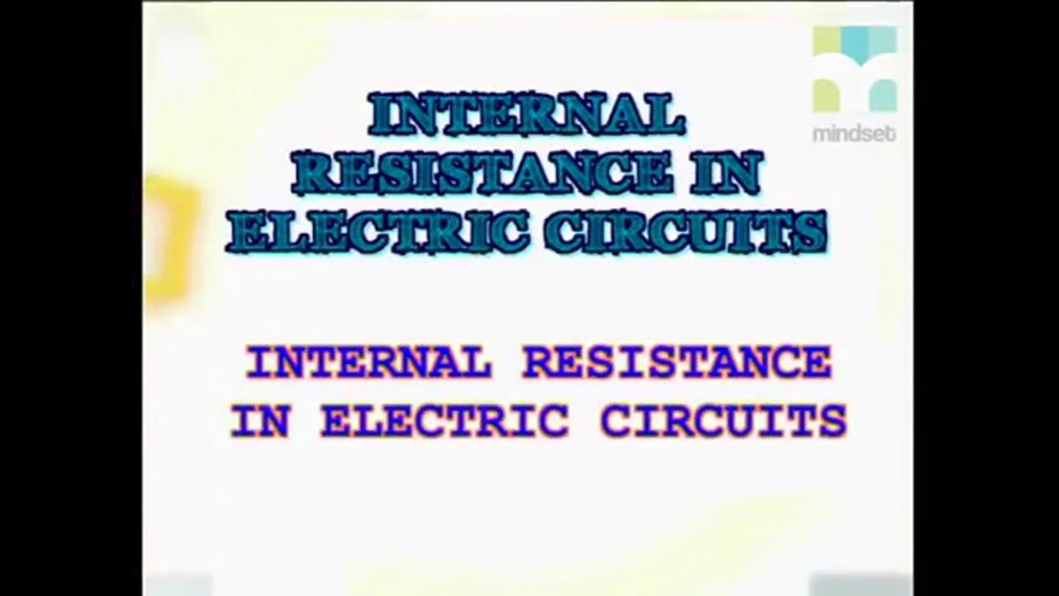 51 Internal Resistance in Series Circuits