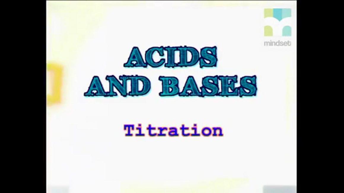 48 Titration