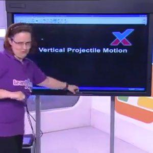 2 Vertical Projectile Motion 1