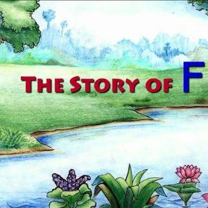 Story Of Letter F for Nursery Kids