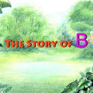 Story Of Letter B for Nursery Kids