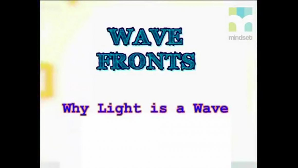 42 Why Light is a Wave