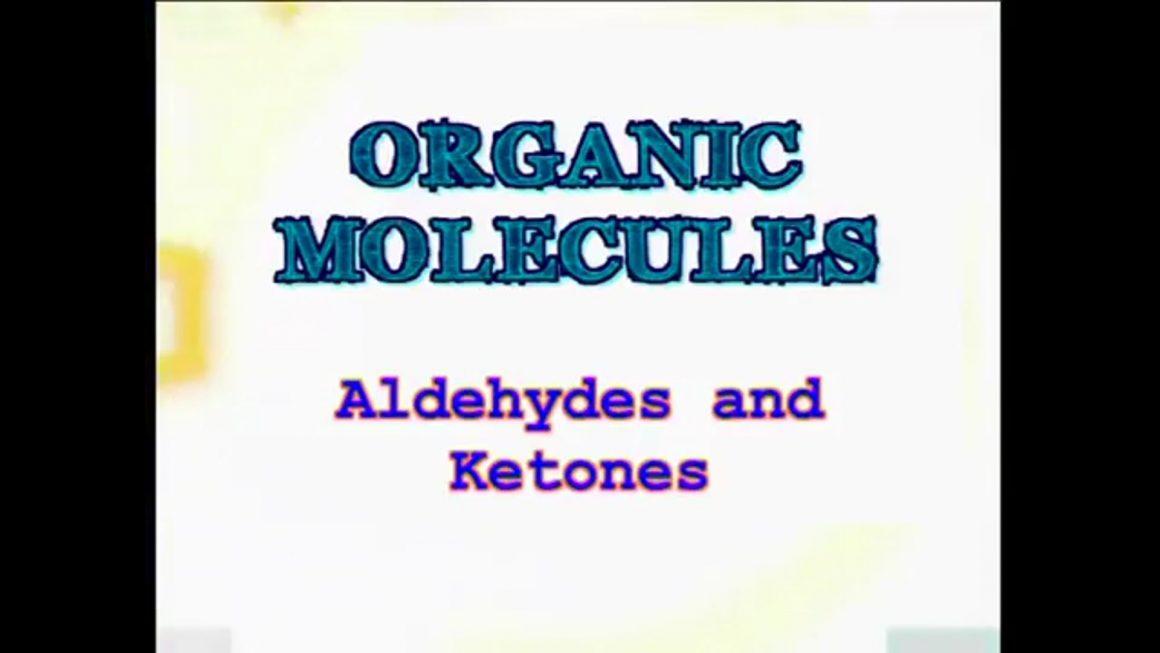 17 Aldehydes & Ketones