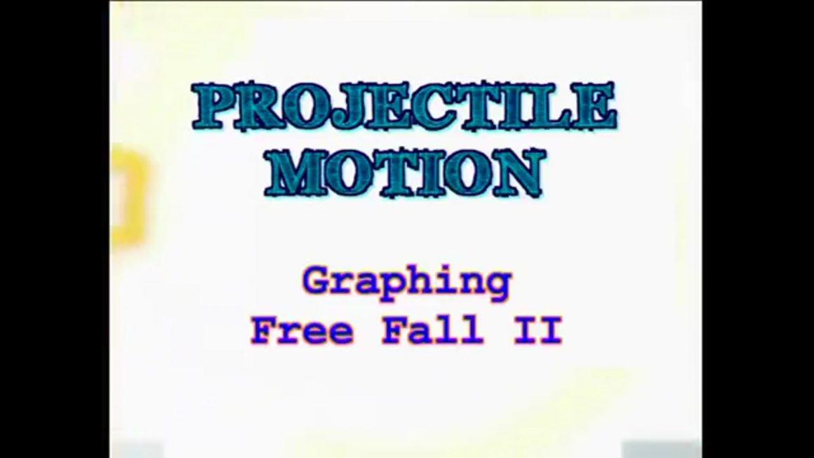 10 Graphing Free Fall II