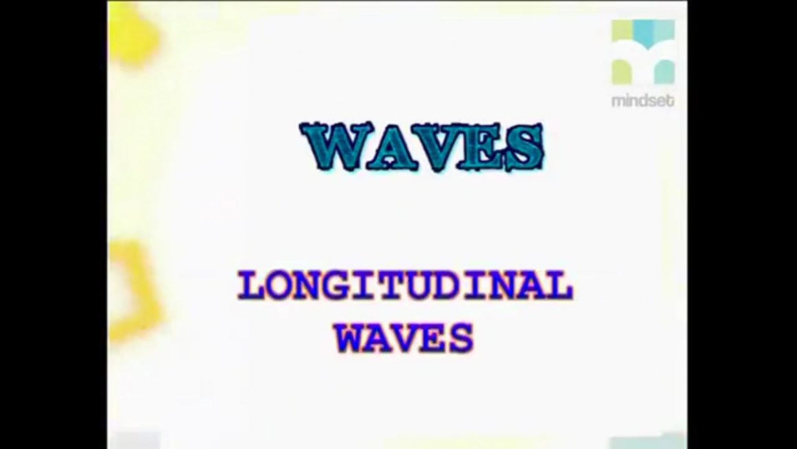 39 Longitudinal waves