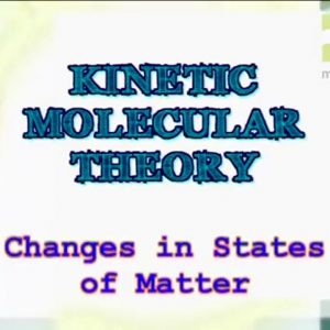 14 Changes in States of Matter