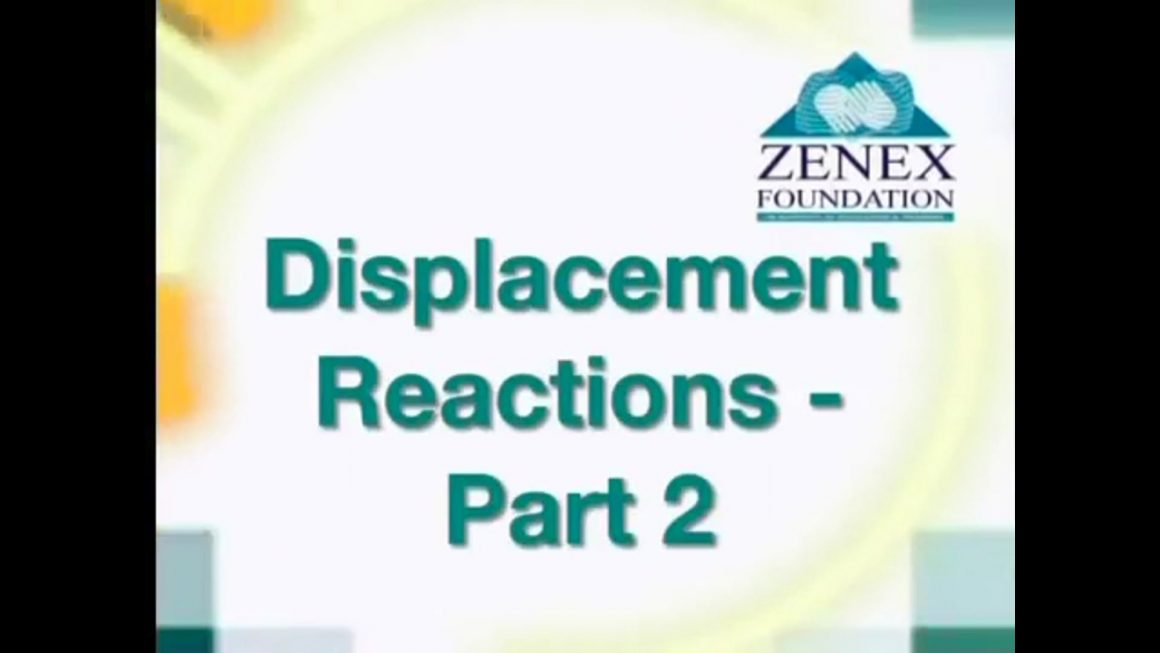 03 Displacement Reactions – Part II
