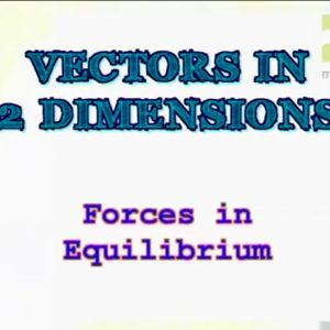 03 Forces in Equilibrium