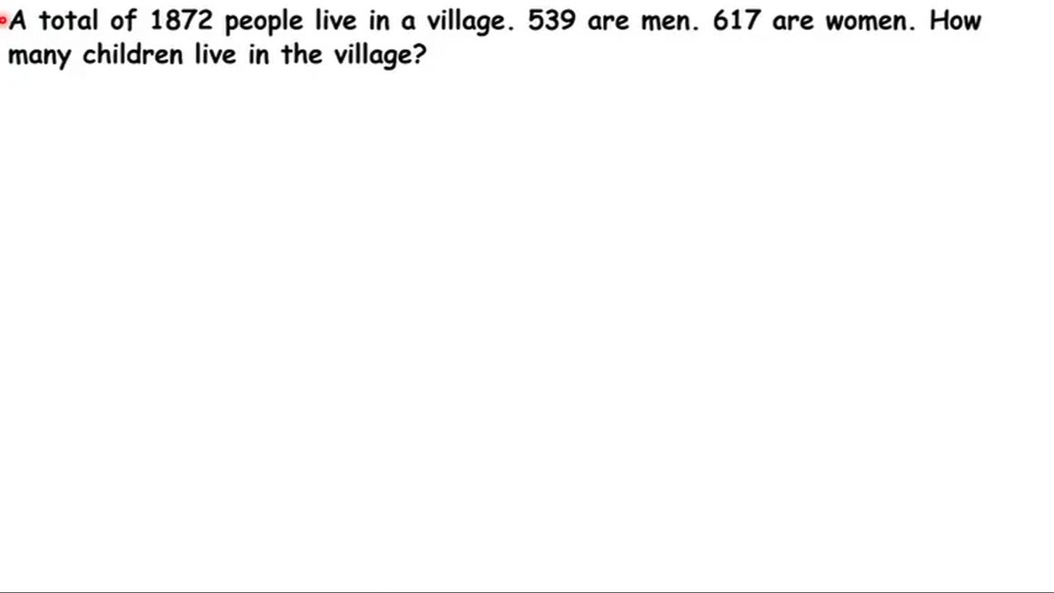 People live in a village – Singapore