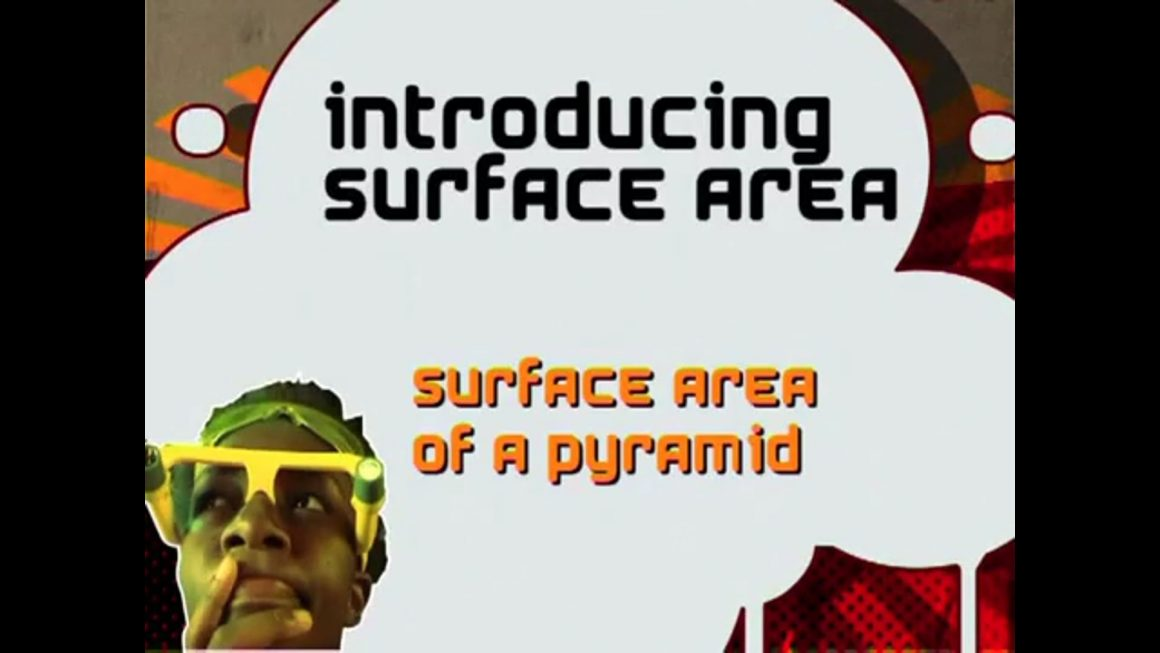 131 Surface Area of a Pyramid