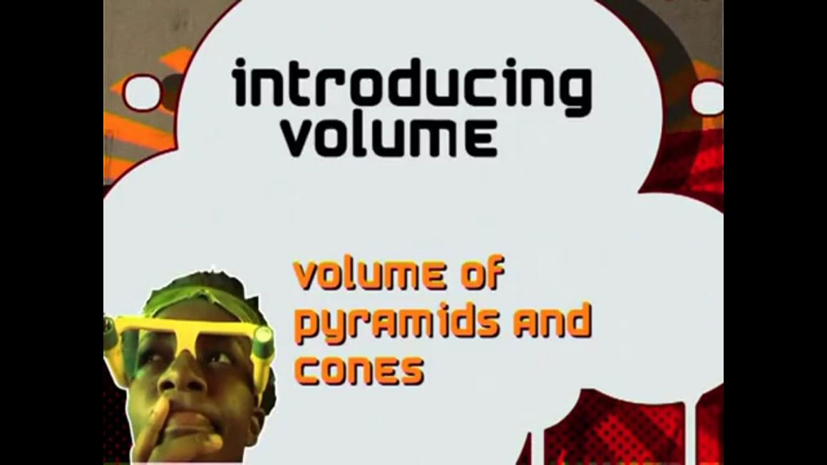 140 Volume of Pyramids and Cones