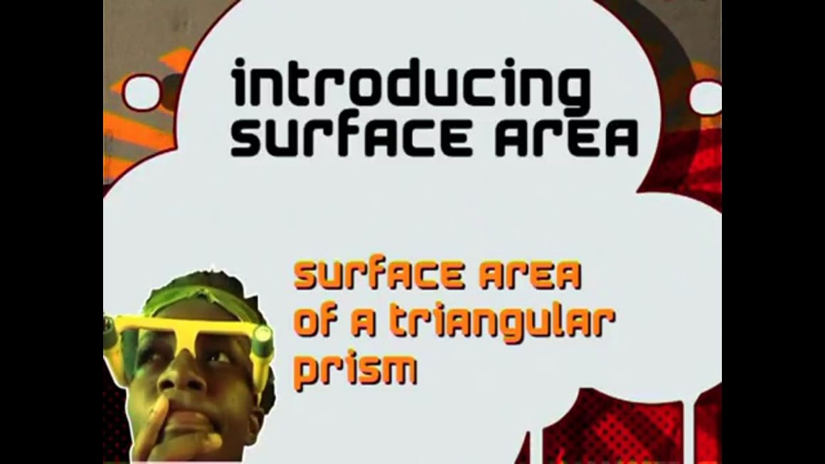 129 Surface Area of a Triangular Prism