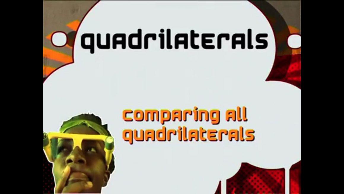 127 Comparing all Quadrilaterals