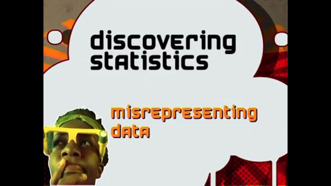 115 Misrepresenting Data