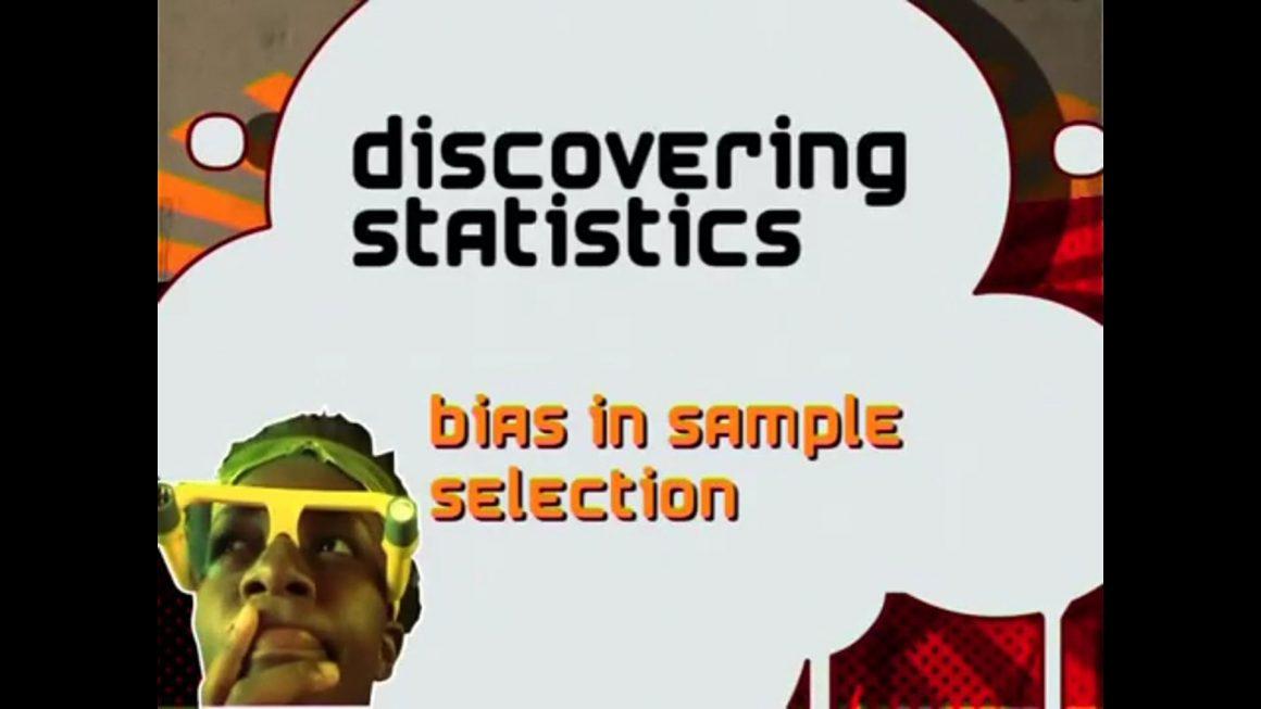 113 Bias in Sample Selection