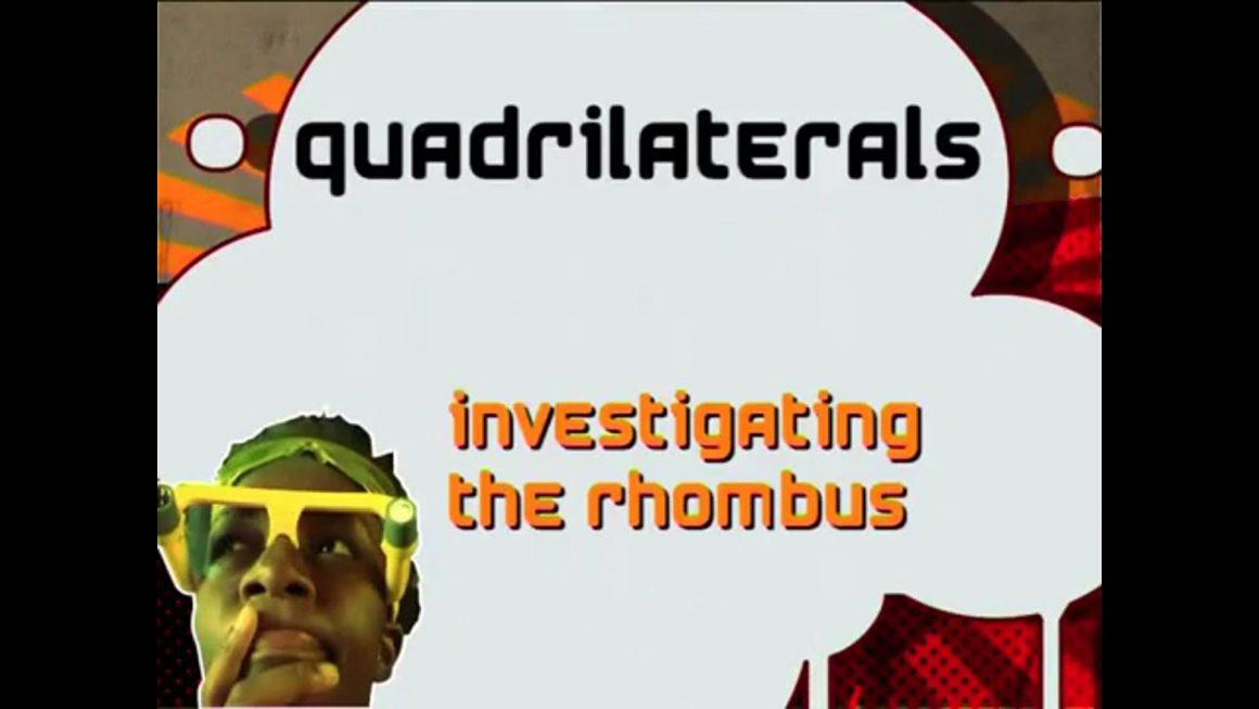 94 Investigating the Rhombus