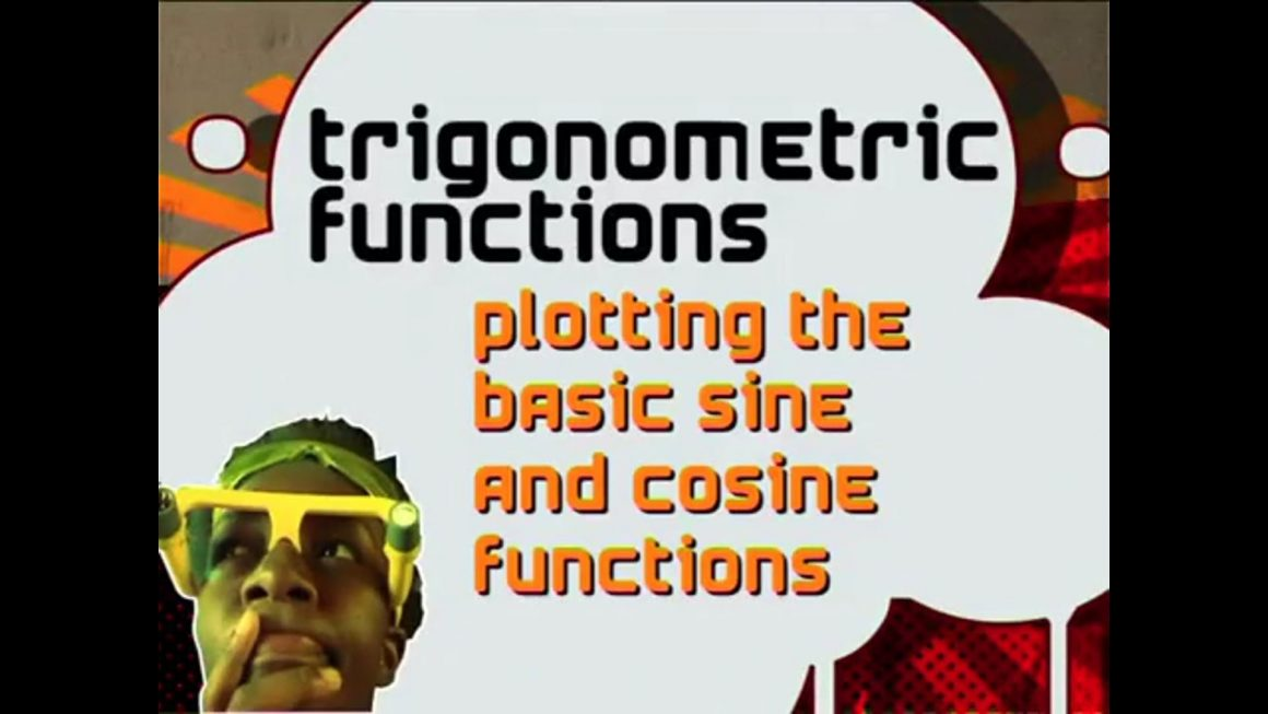 82 Plotting the Basic Sine and Cosine Functions