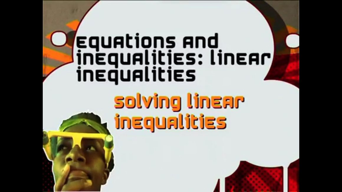 48 Solving Linear Inequalities