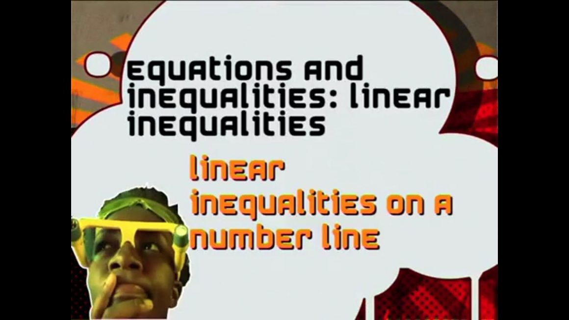 47 Linear Inequalities on a Number Line