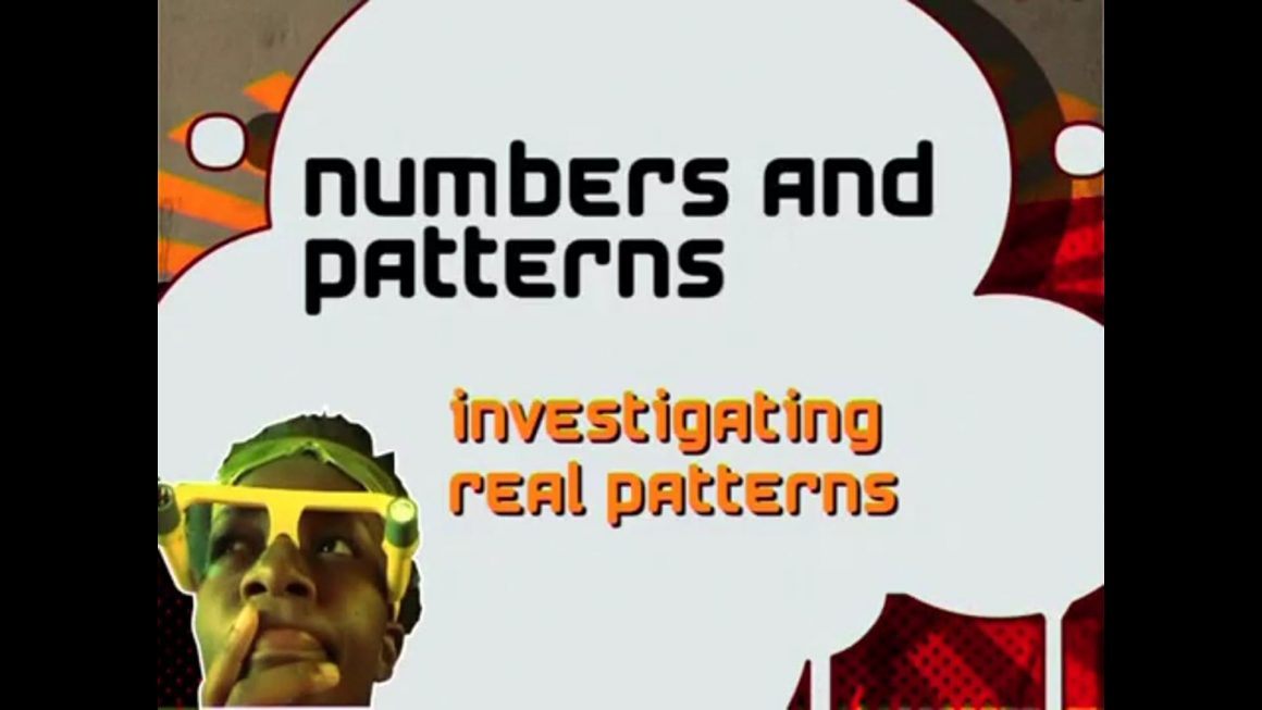 31 Investigating Real Patterns