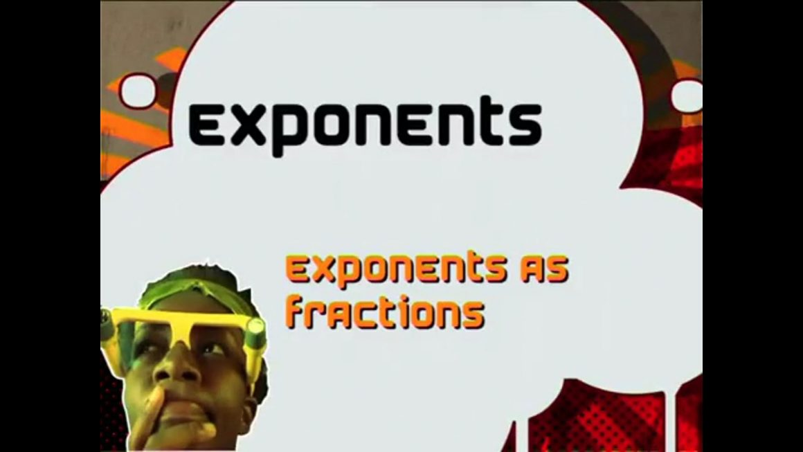 26 Exponents as Fractions