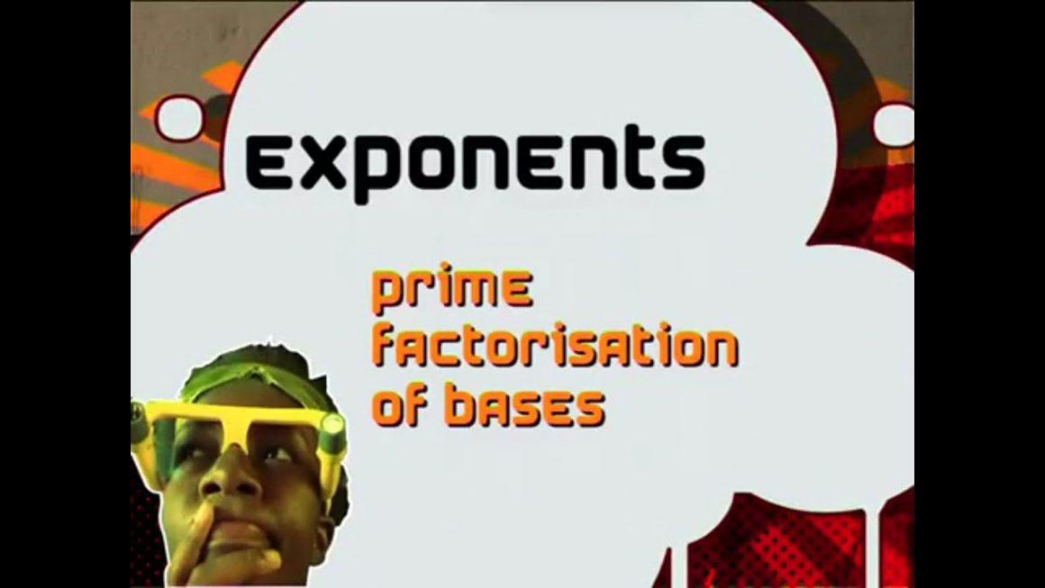 25 Prime Factorisation of Bases