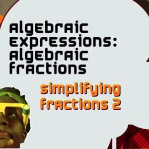15 Simplifying Fractions II